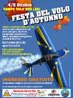 FESTA DEL VOLO D'AUTUNNO 2014